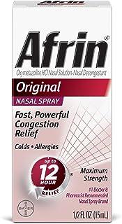 Afrin Original Spray, 0.5 Ounce