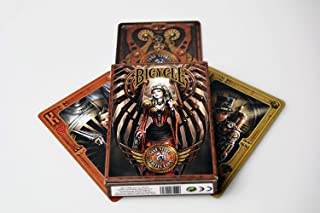 Bicycle® Anne Stokes Steampunk Playing Cards