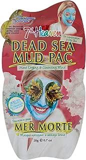Montagne Jeunesse Dead Sea Anti Stress Mud Masque, 0.8 Ounce