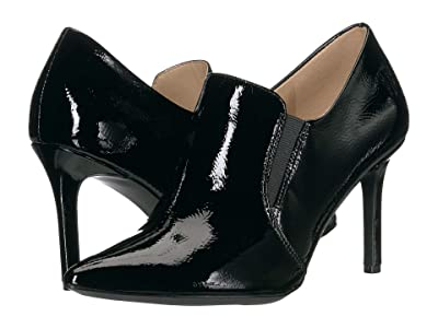 Naturalizer Allie (Black Patent Leather) Women