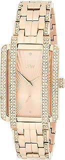 JBW Mink Women's 12 Genuine Diamonds Stainless Steel Watch - J6358C