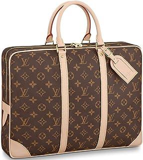 87c81462b6 Louis Vuitton Monogram Canvas Porte-Documents Voyage Handle Handbag  Article: M40226