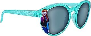 a03fd544e3 Alfred Franks Disney Frozen - Gafas de Sol de plástico Brillante, Color Azul