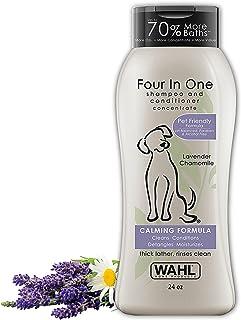 Wahl 100% Natural Pet 4-in-1 Lavendar Chamomile Shampoo #820000T