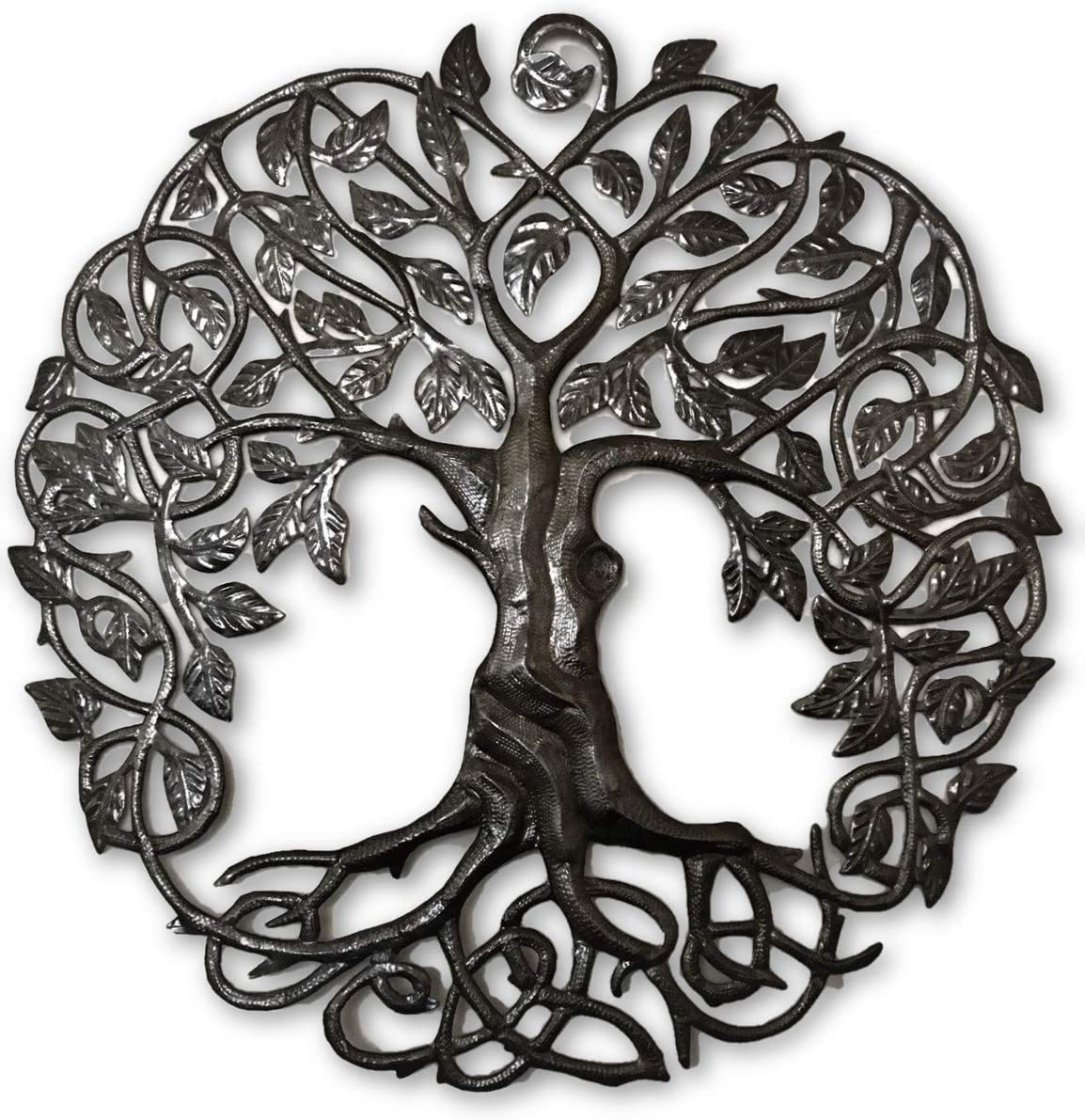 Large Celtic Tree of Life, Decorative Artwork, Outdoor Wall Art,