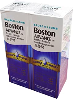 Bausch & Lomb Boston Advance Comfort Formula Conditioning Solution 4.05 oz, 2 pack