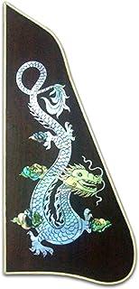 Bruce Wei, Archtop Guitar - Rosewood Pickguard w/Mop Art Inlay (9)