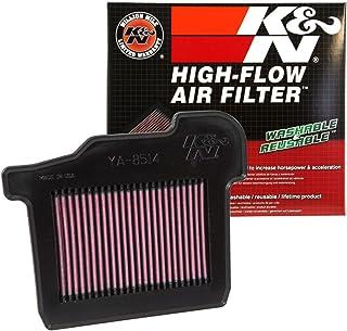 K&N Engine Air Filter: High Performance, Premium, Powersport Air Filter: Fits 2014-2019 YAMAHA (MT-09, MXT9 Niken GT, Niken, SCR950, Tracer 900, GT, XSR900, XV950R, MXT850 Niken, FJ-09, FZ-09) YA-8514