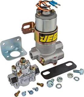 JEGS 110822 Dual Feed Fuel Line Kit