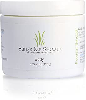 Sugar Me Smooth Hair Removal for Body, 175 Gram