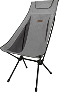 SnowLine Pender Chair, Light Gray, Large