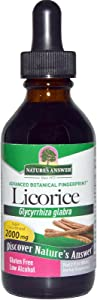 Nature's Answer Licorice Root1 Oz