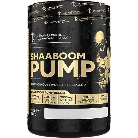 Kevin Levrone Pre Workout Shot Black Line Shaaboom Muscle Pump 36 Servings