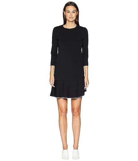 ESCADA Daharas 3/4 Sleeve Dress