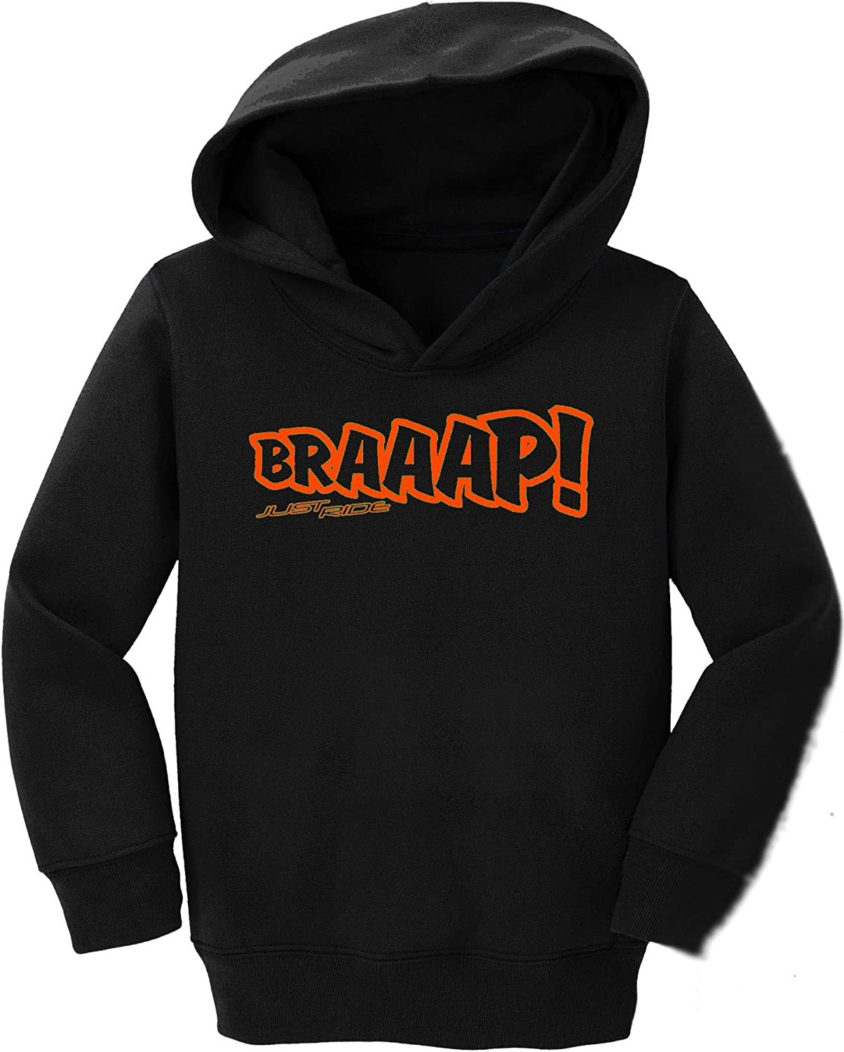 Just Many popular brands Ride Ranking TOP5 Braaap Toddler Youth Shirt Motocross Sweat Hoodie Numb