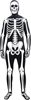Forum Novelties Men's Skeleton Man Bone Skin Suit Adult Costume