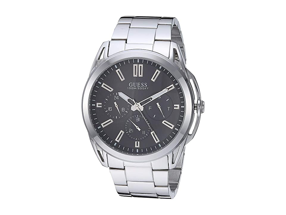 Image of GUESS U1176G2 (Silver/Black) Watches