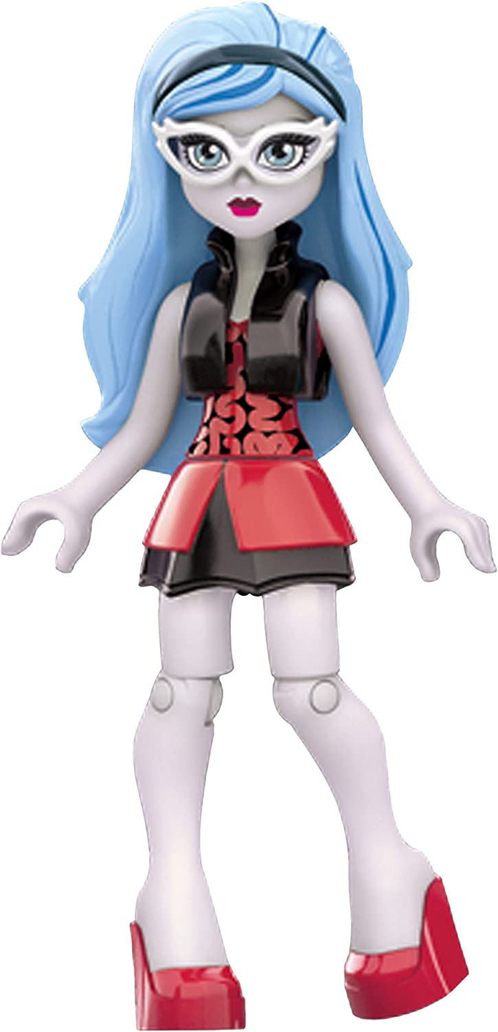 Mega Bloks Monster High Ghoulia Yelps Toy Figure