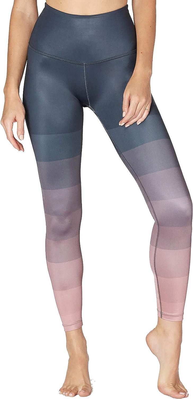 Beyond Yoga Engineered Lux High Waist Midi Legging