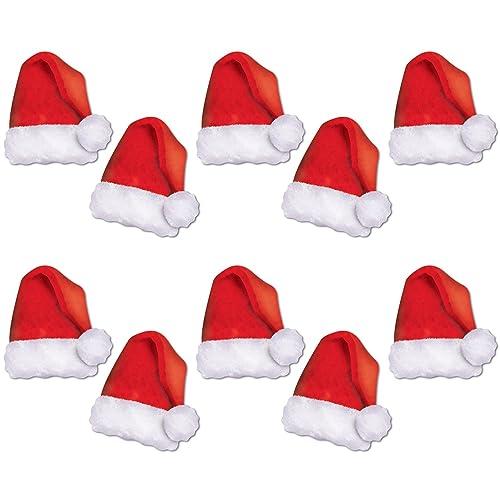 10fee0a5bfa75 Small Santa Hats  Amazon.com