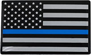 Thin Blue Line Flag Police Pin (Value Pack)