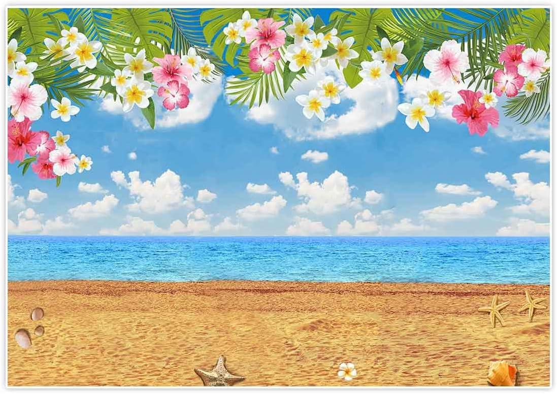 Allenjoy 2 1 X 1 5 M Fotografie Hintergründe Tropische Party Geburtstag Hawaii Sommer Strand Banner Fotostudio Booth Hintergrund Neugeborene Babyparty Photocall Küche Haushalt