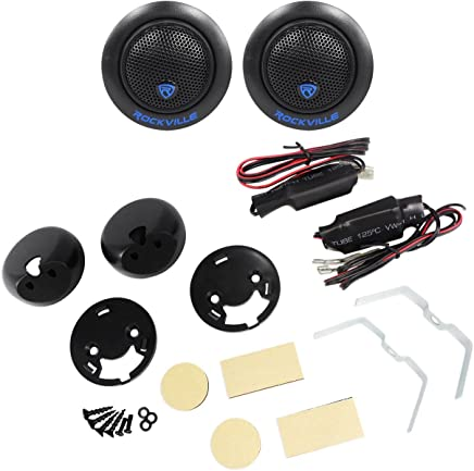 Pair Rockville RT6 240 Watt Car 1