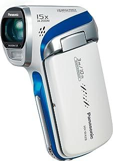 パナソニック デジタルムービーカメラ 防水仕様 マリンホワイト HX-WA20-W