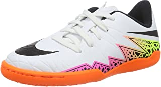 Nike Junior Hypervenom Phelon II (IC) Indoor-Competition Soccer Shoe