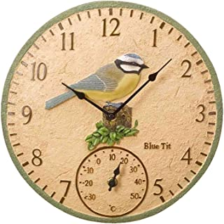 garden clocks and thermometers uk