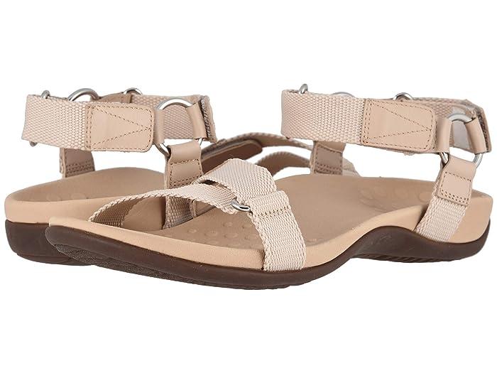 VIONIC  Candace (Nude) Womens Dress Sandals