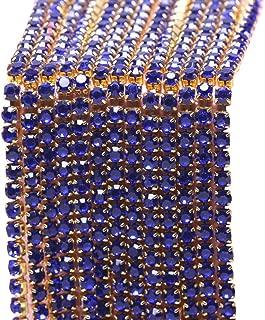 Artibetter 12 pz rotonda punta a punta artisti pennello ad acquerello pennello pittura ad olio blu