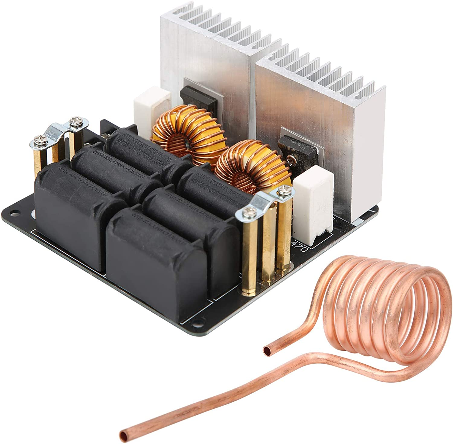 Induction Heater Module Full Copper Frequency High Stable Induc Sale Ranking TOP9 item