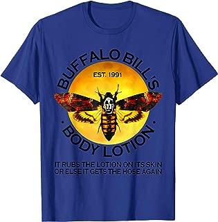 buffalo-bill body lotion T-Shirt