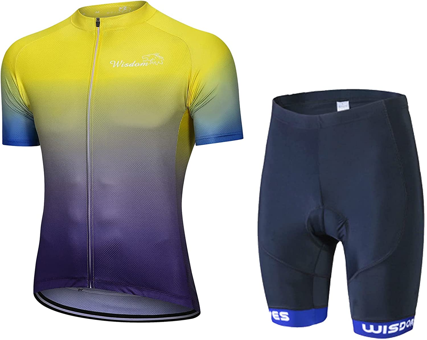 Men's Cycling Jersey Set Short Popular Shir Bicycle Road Sleeve Clothing Directly managed store