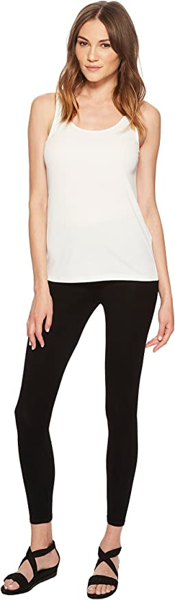 Petite Viscose Jersey Ankle Leggings