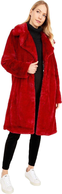 Bunny Faux Free shipping Coat service Fur