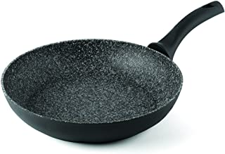 Domo Inrock Bold in Rock Deep Fry Pan Diameter 24 cm, us:one Size, Multi Colour