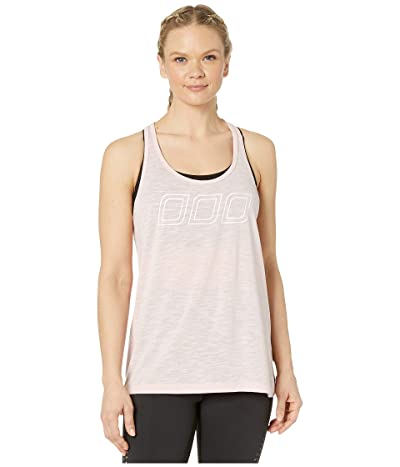 Lorna Jane Iconic Slouchy Gym Tank (Enchanted Pink) Women