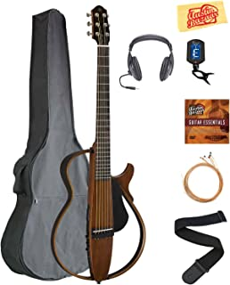 Best yamaha silent guitar steel string Reviews