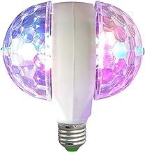 Led bulbs, YWXLIGHT, E27 3W Full Color LED light Auto Rotating Stage Xmas effect lighting AC 85 - 265V led lights