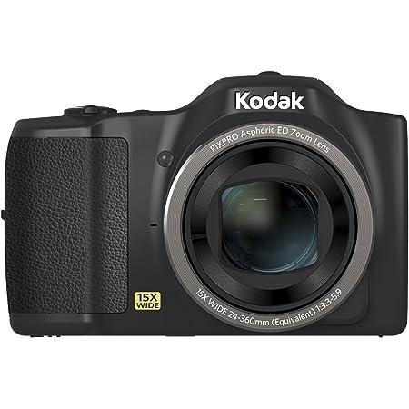 """KODAK 16 Friendly Zoom Fz152 with 3"""" LCD, Black (FZ152-BK)"""