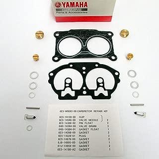 Yamaha 6E5-W0093-09-00 CARBURETOR REPAIR KI; 6E5W00930900