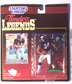 Walter Payton 1995 Timeless Legends Starting Lineup Chicago Bears RARE ISSUE