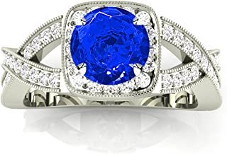 Best untreated sapphire rings Reviews