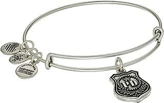 alex and ani police bracelet