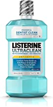 Listerine Ultraclean Antiseptic Arctic Mint 500 mL (Pack of 4)