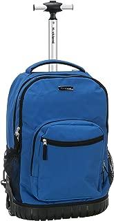 roxy rolling backpack