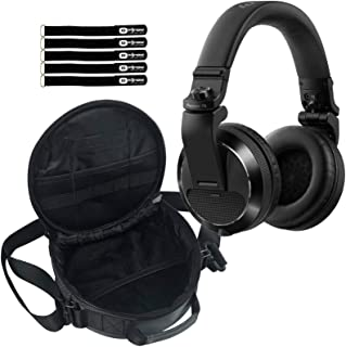 $218 » Pioneer DJ HDJ-X7 Professional Over-Ear DJ Headphones Black w Carrying Case