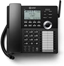 Ooma Office DP1-O Business Desk Phone –Connects wirelessly to Ooma Office base station. Works with Ooma Office cloud-based... photo